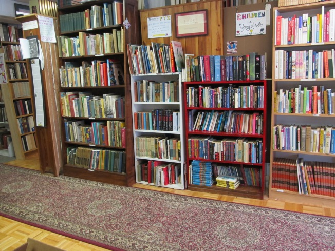 Book Plate Interior