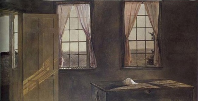 Andrew Wyeth -- In Her Room