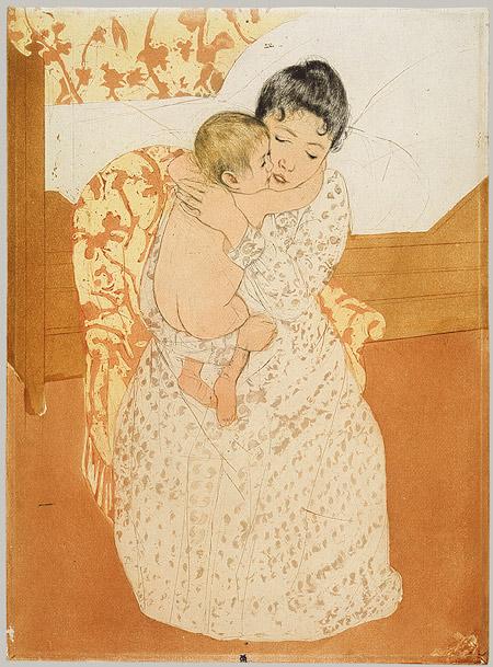 Cassatt Print