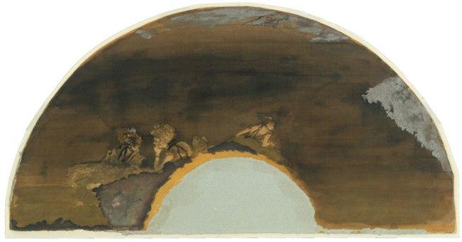 Degas - Fan Mount - Ballet Girls - 1879