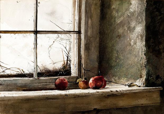 Wyeth - Frostbitten