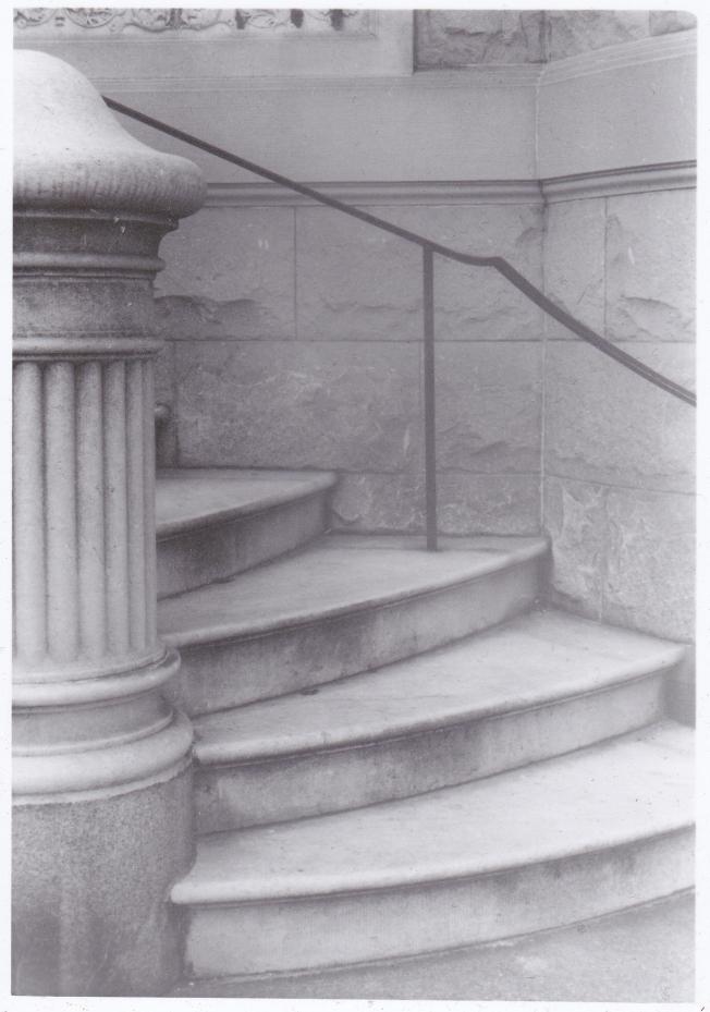 Mt. Vernon Staircase