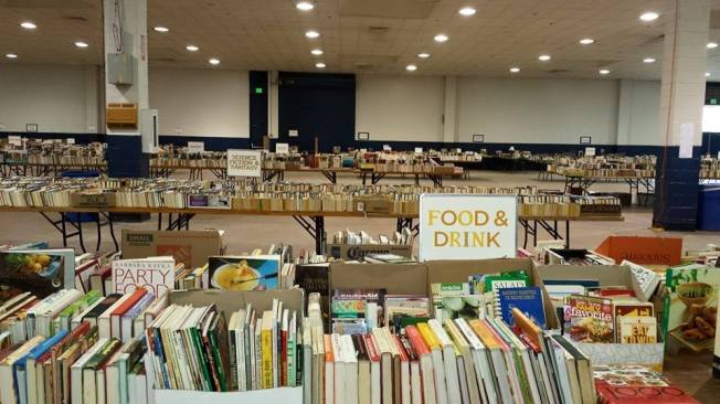 Smith College Book Sale 2015