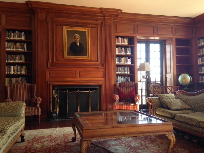 Sweet Briar Library